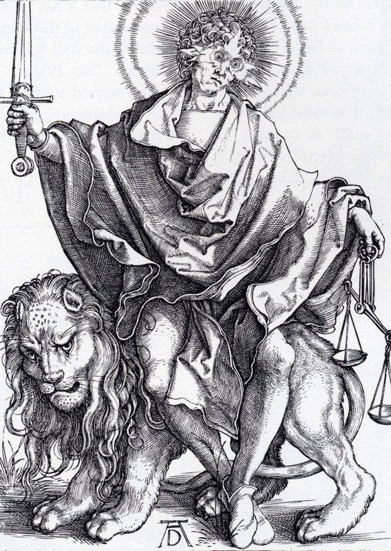 Sol Justitiae - Albrecht Durer