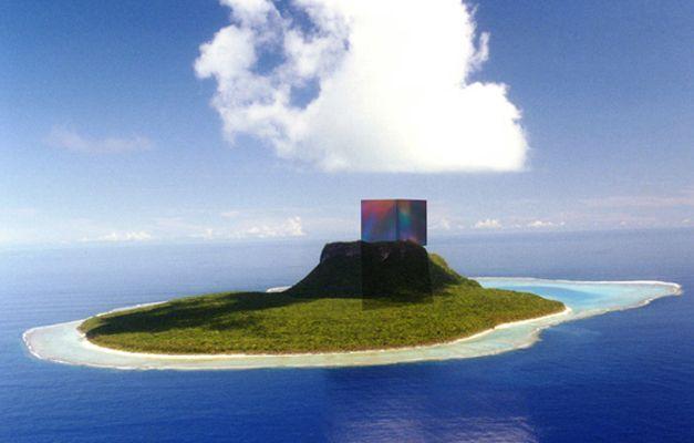 Solar Cube for Kaibu Island - Hiro Yamagata