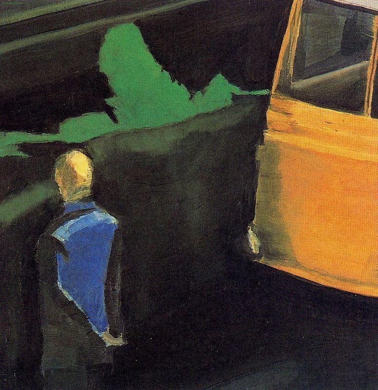 Solitude - Luc Tuymans
