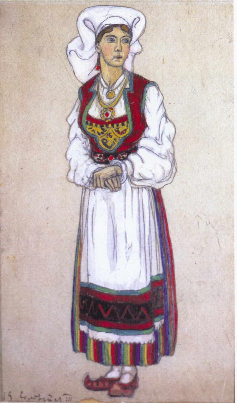 Solveig - Nicholas Roerich