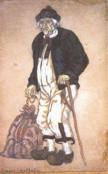 Solveig's father - Nicholas Roerich