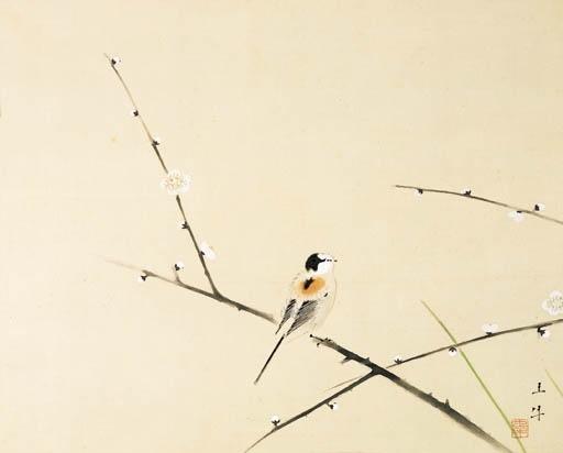 Soshun (Early spring) - Togyu Okumura
