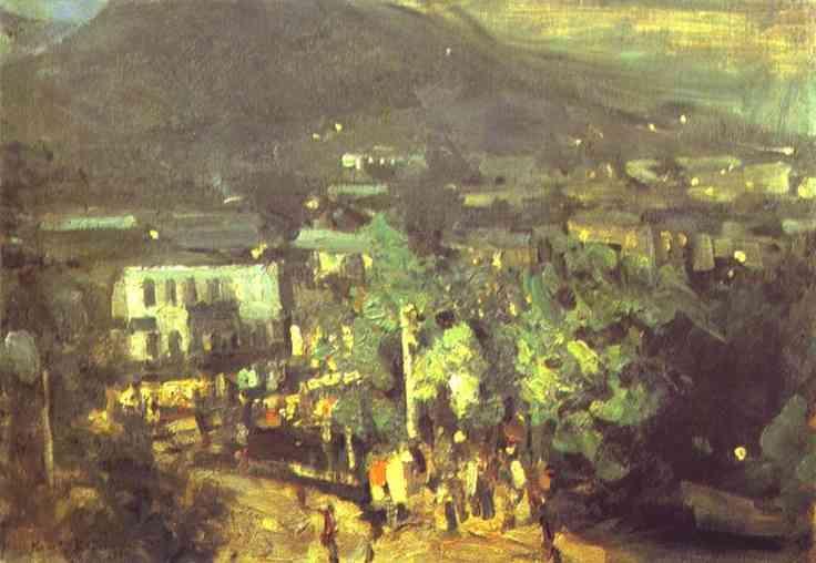 Southern Night - Konstantin Korovin