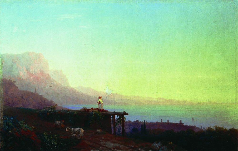 Southern night. Crimea - Ivan Aivazovsky