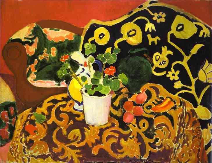 Spanish Still Life (Seville II) - Henri Matisse