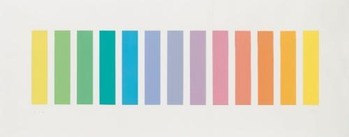 Spectrum - Ellsworth Kelly
