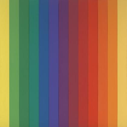 Spectrum IV - Ellsworth Kelly