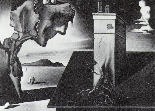 Spellbound - Salvador Dali