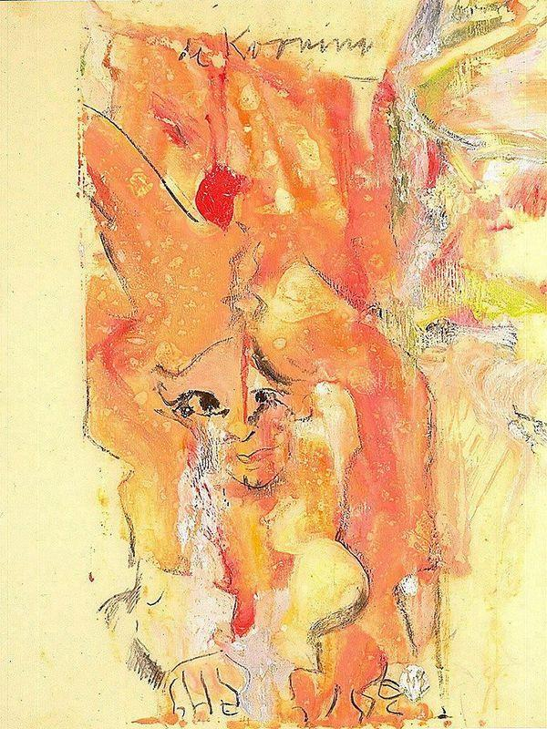 Sphinx - Willem de Kooning