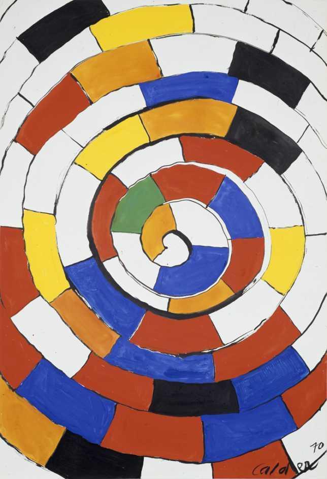 Spiral - Alexander Calder