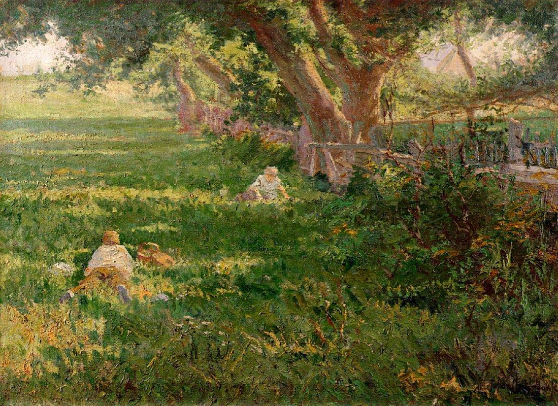 Springtime - Robert Julian Onderdonk