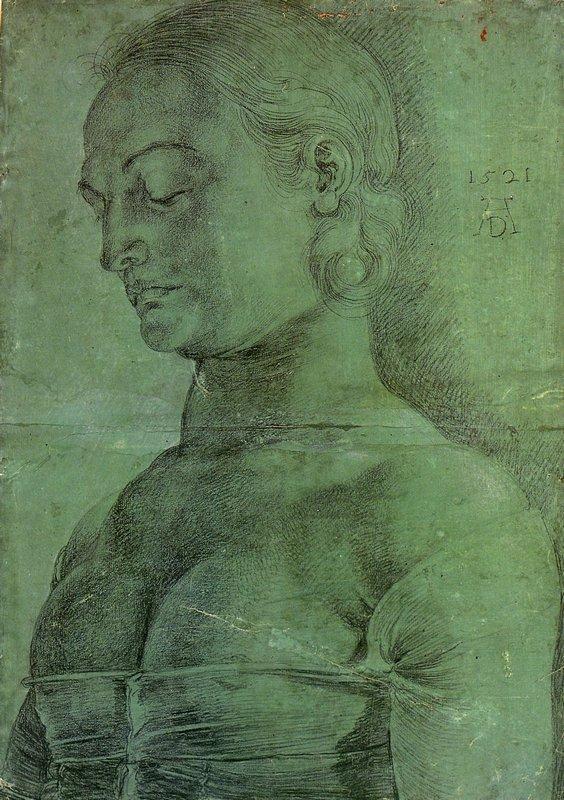 St. Apollonia - Albrecht Durer