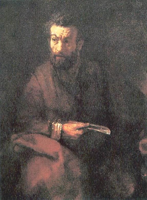 St. Bartholomew - Rembrandt