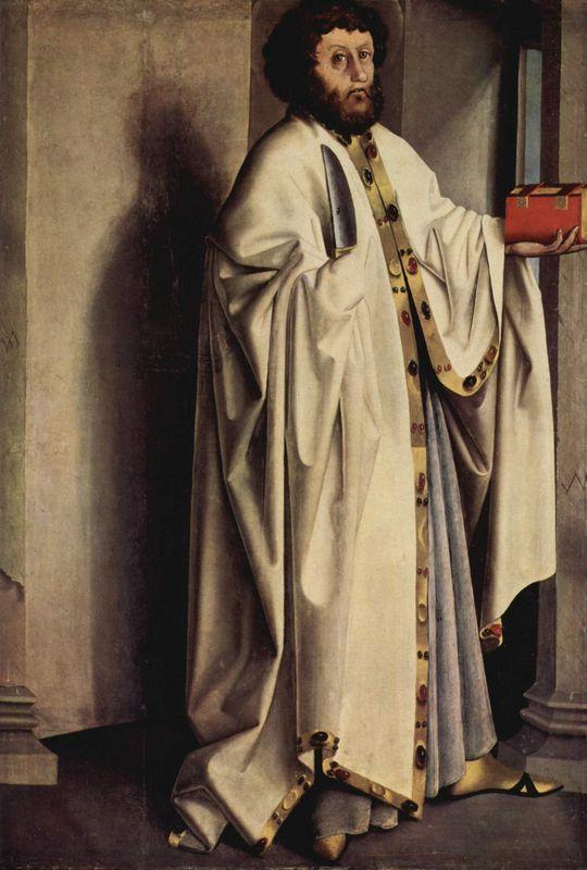 St. Bartholomew  - Konrad Witz