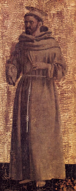St. Francis - Francisco de Zurbaran