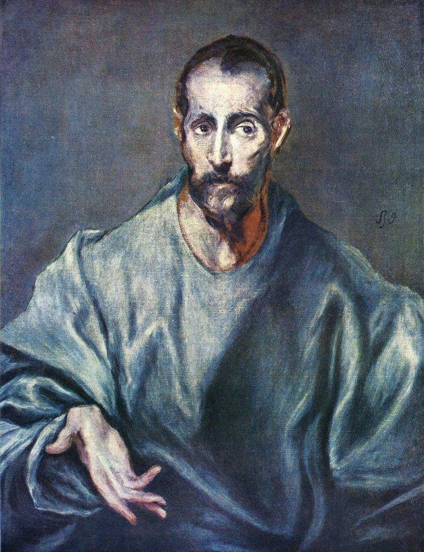St. Jacobus - El Greco