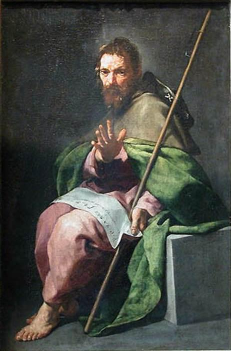 St. James the Greater - Alonzo Cano