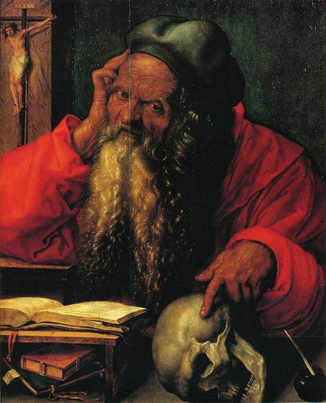 St. Jerome - Albrecht Durer