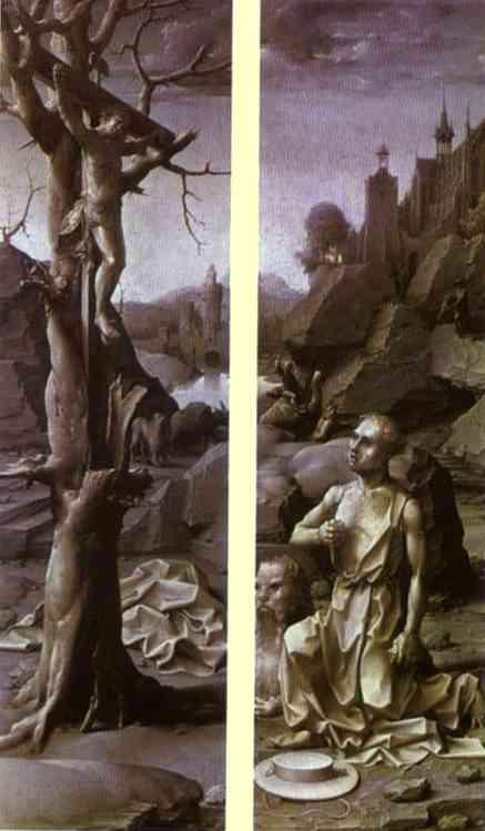 St. Jerome Penitent - El Greco
