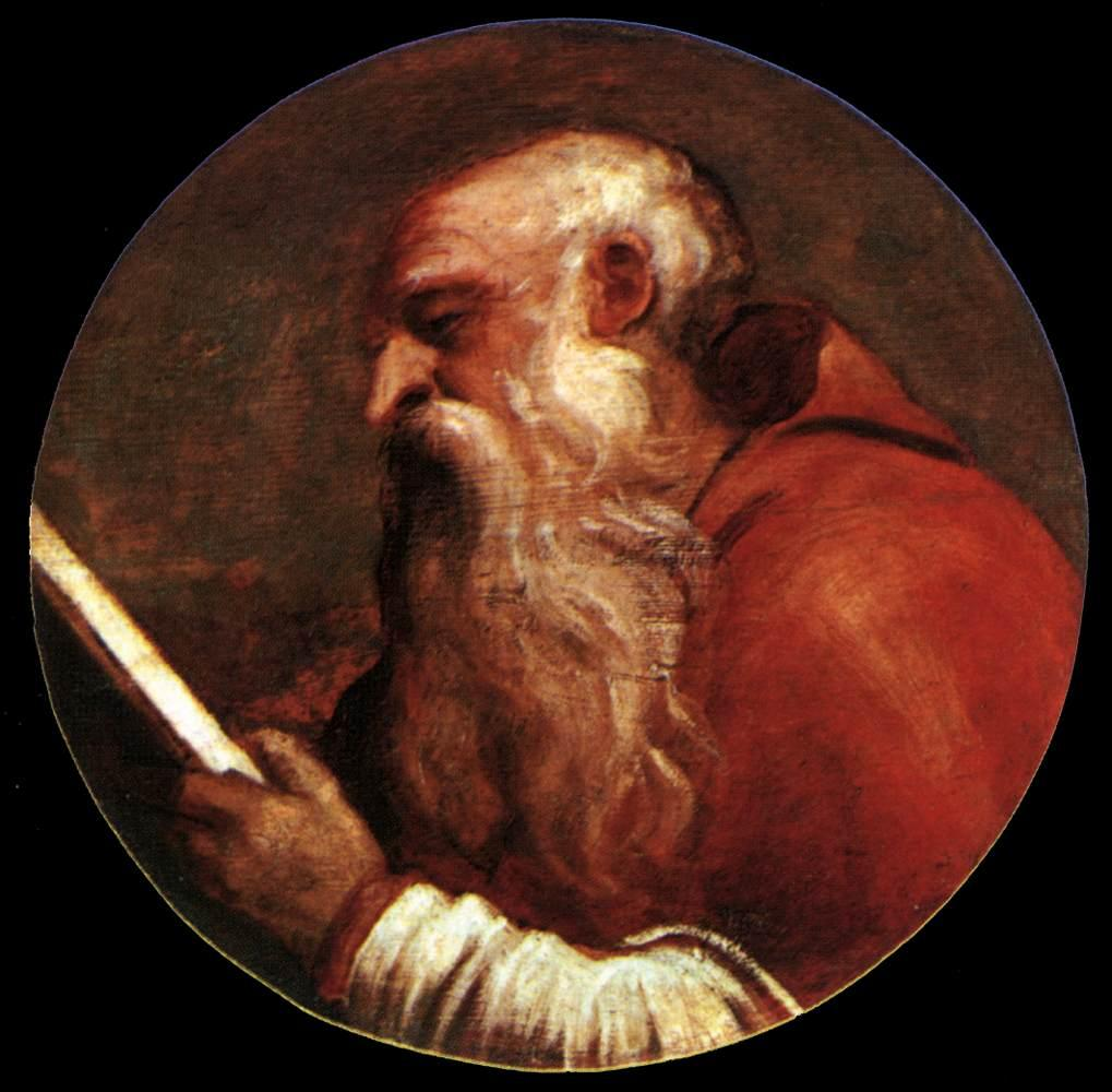 St Jerome - Anthony van Dyck