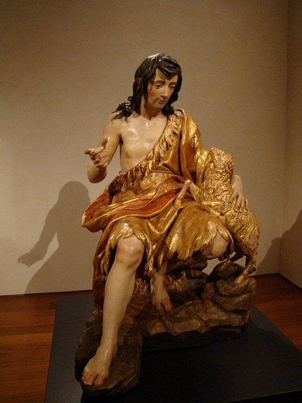 St. John the Baptist - Alonzo Cano