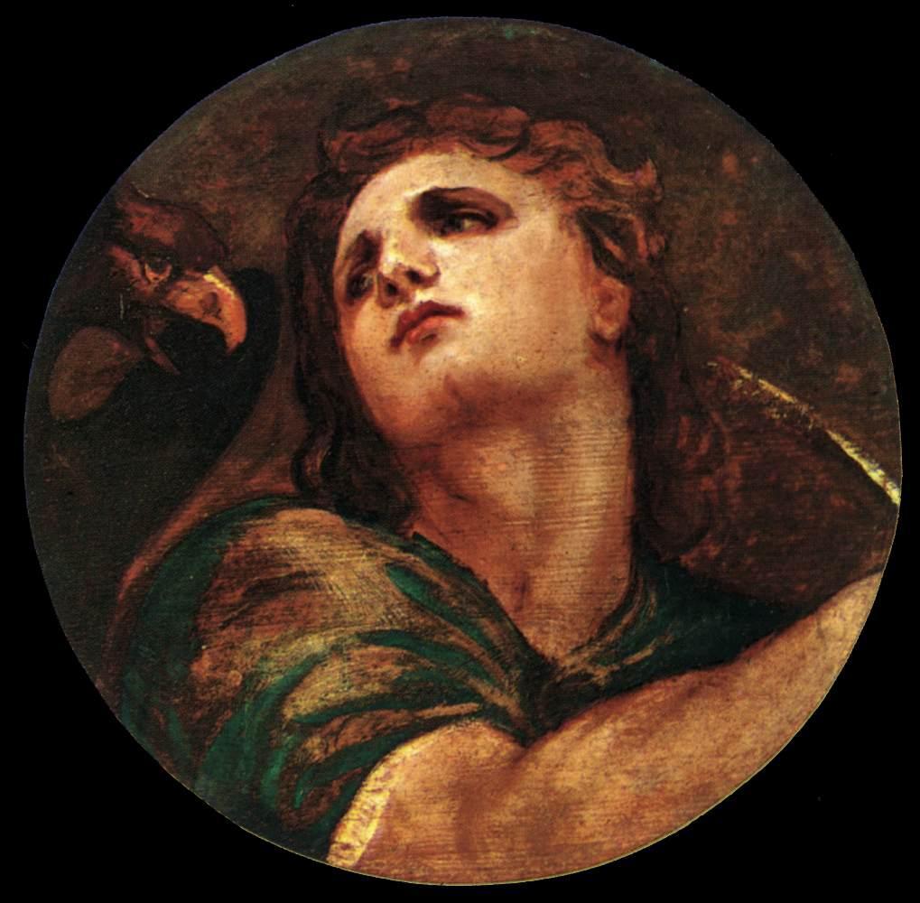 St John the Evangelist - Titian
