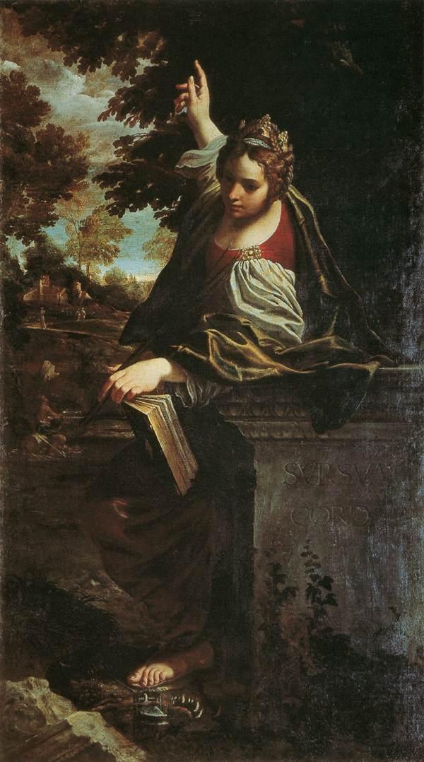 St Margaret - Annibale Carracci