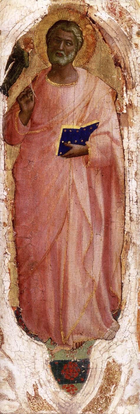 St. Matthew - Fra Angelico
