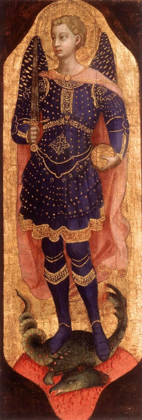 St. Michael - Fra Angelico