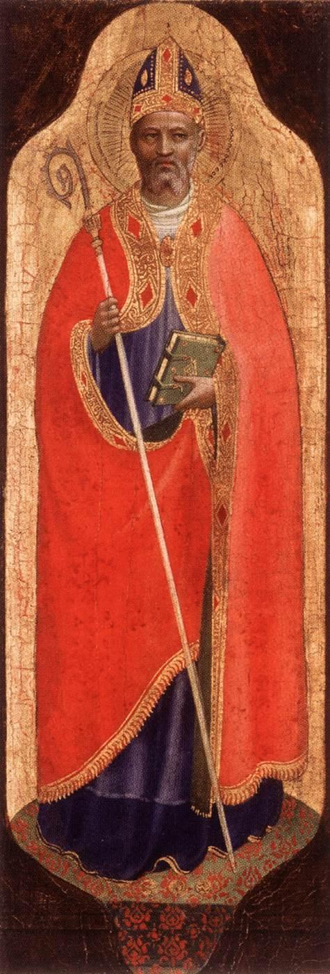 St. Nicholas of Bari - Fra Angelico