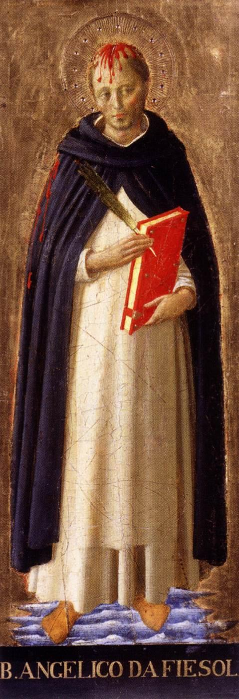 St. Peter Martyr - Fra Angelico