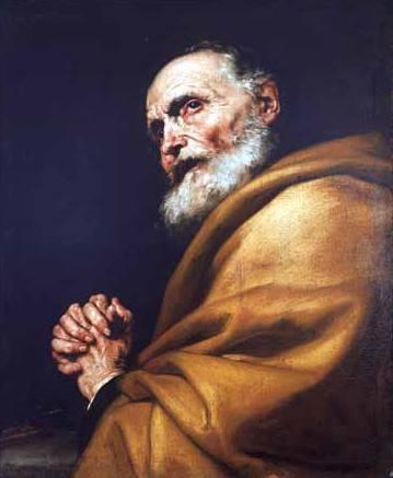 St. Peter - El Greco