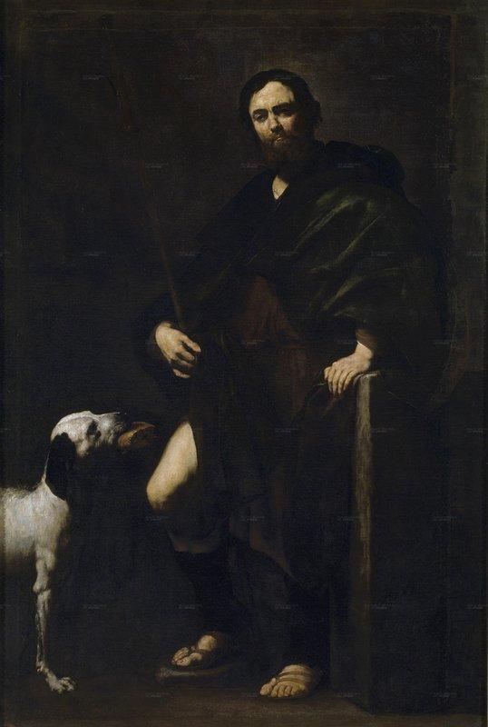 St. Roch - Jusepe de Ribera