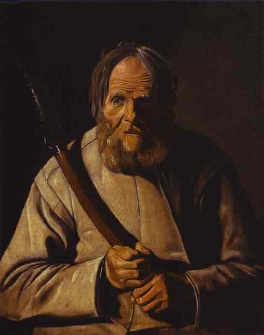 St. Simon - Georges de la Tour