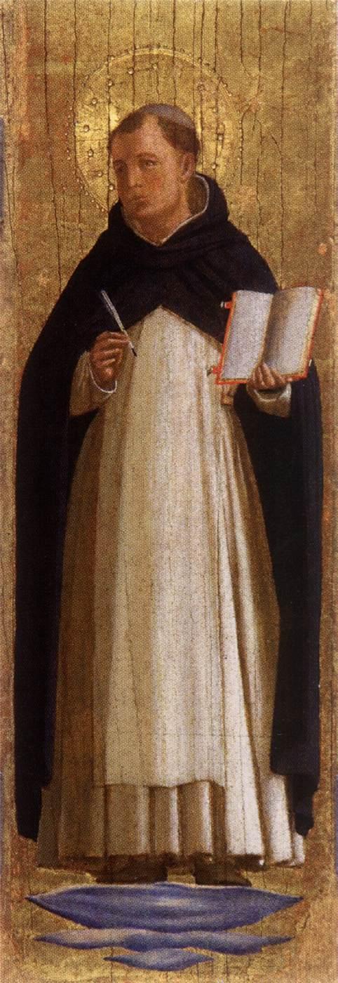 St. Thomas Aquinas - Fra Angelico