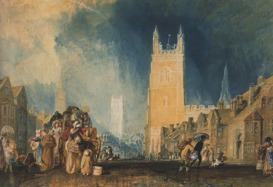 Stamford - William Turner