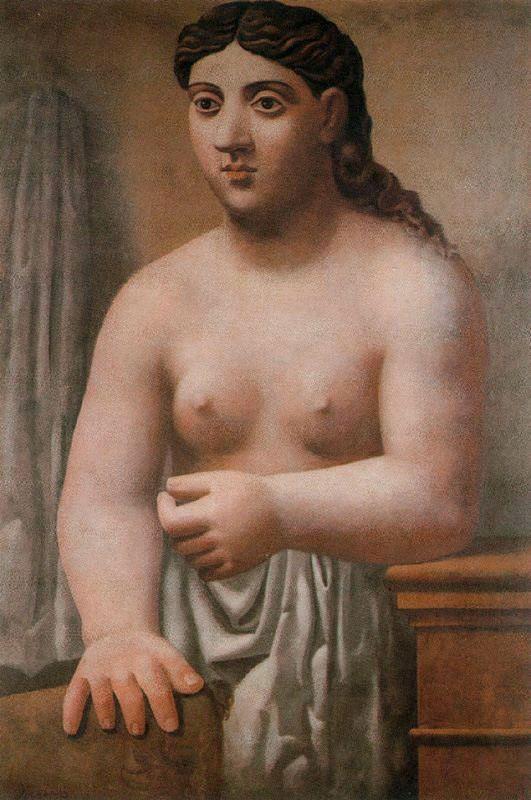 Standing Nude - Henri Matisse