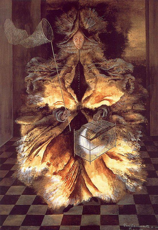 Star Catcher  - Remedios Varo
