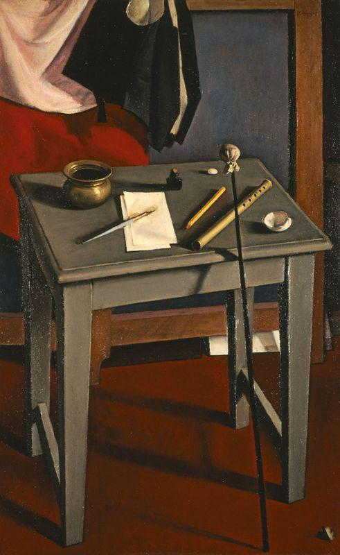 The Table - Yiannis Moralis