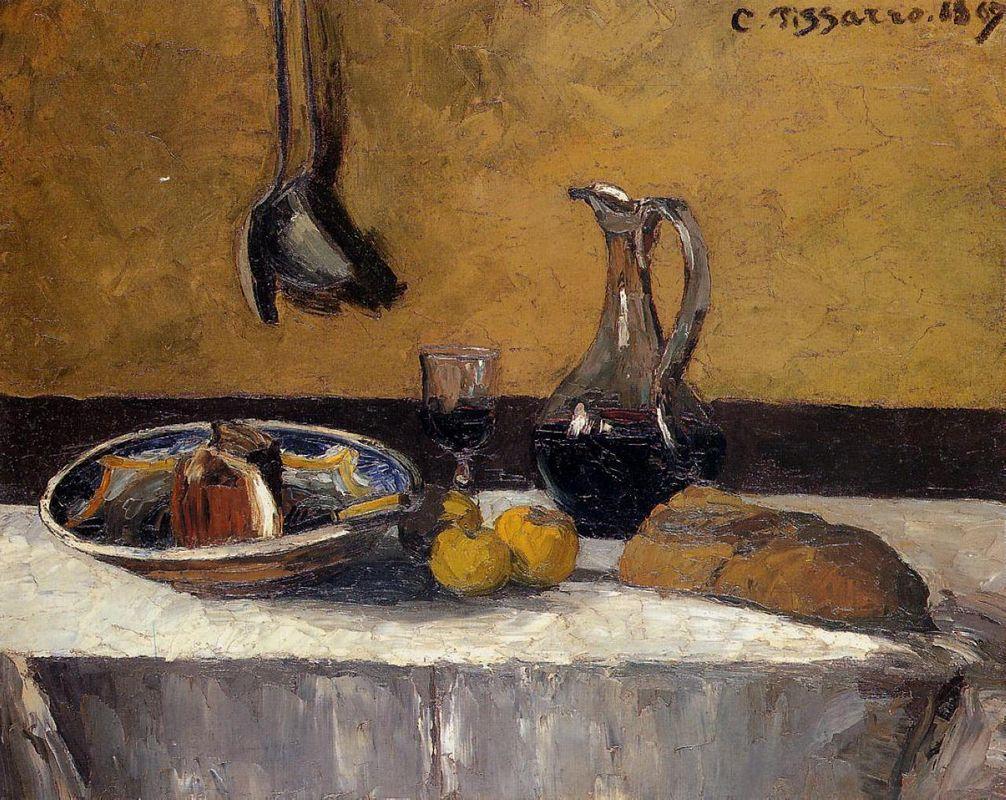 Still Life - Camille Pissarro