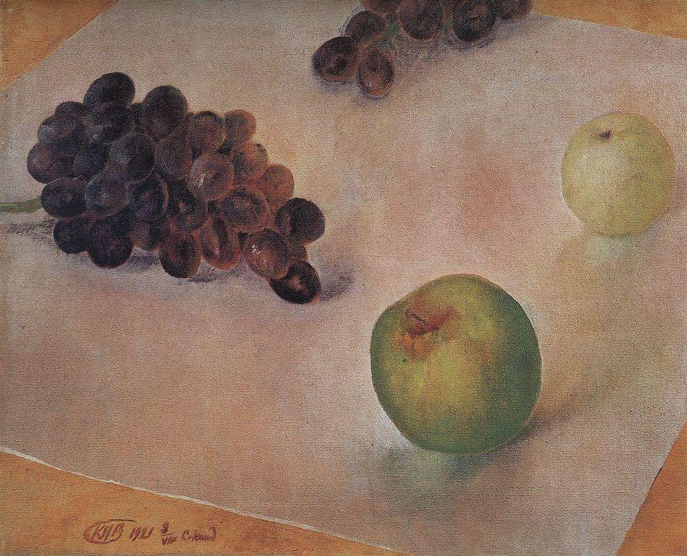 Still Life - Amedee Ozenfant