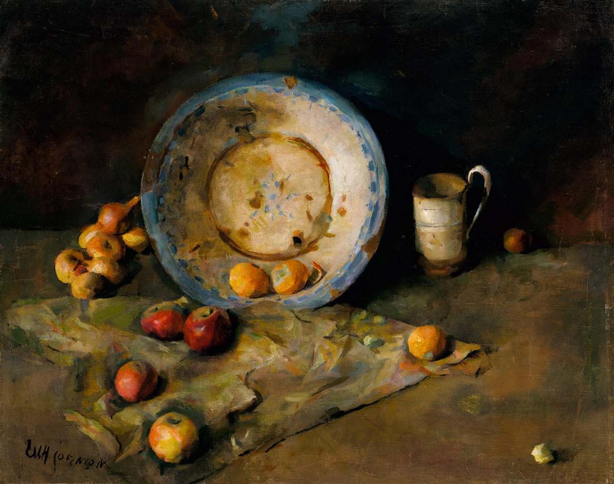 Still Life - William H. Johnson
