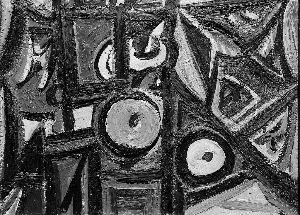 Still Life (Composition No. 7) - Arshile Gorky