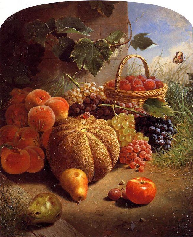 Still life with fruit - Jan Sluyters