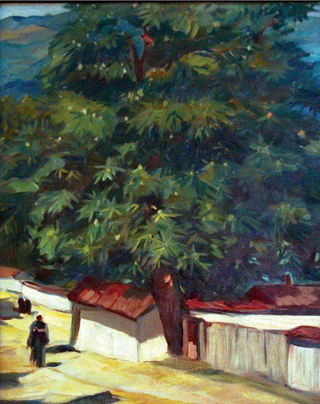 Street in Karlovo - Nikola Tanev