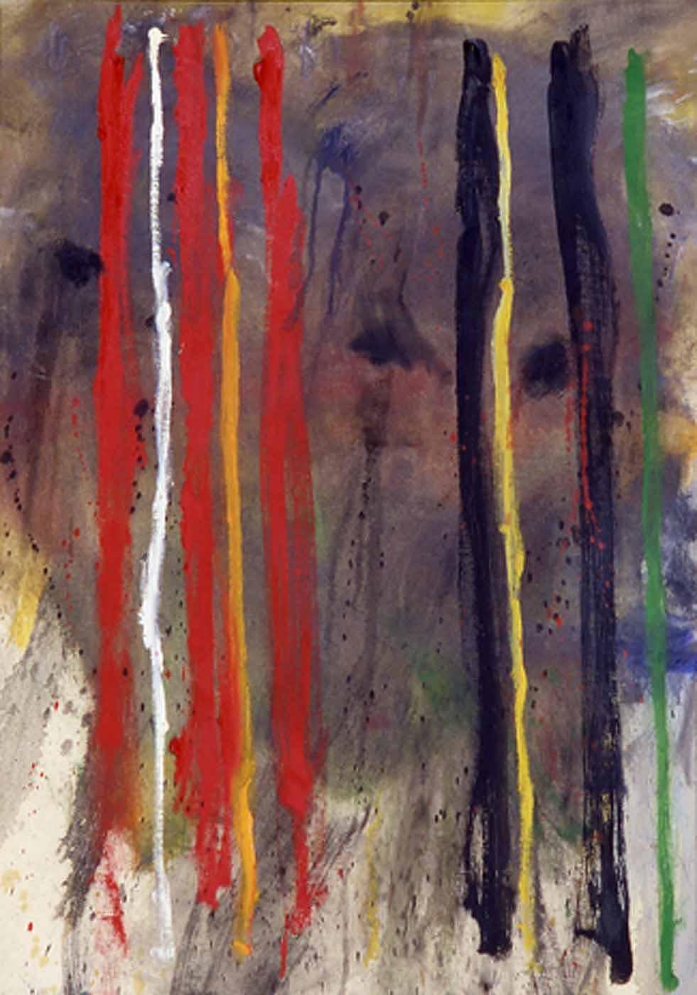 Stripes - Gene Davis