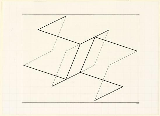 Structural Constellation - Josef Albers
