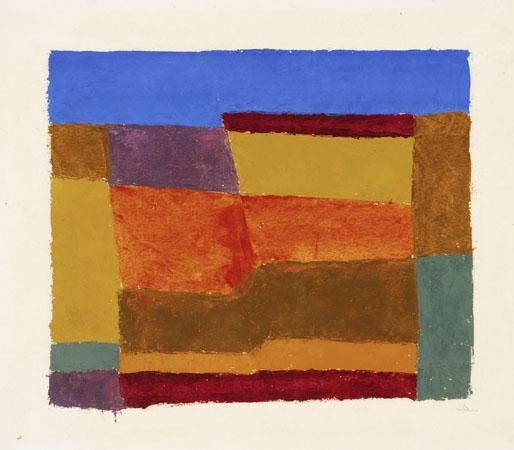 Study for Layered - Josef Albers