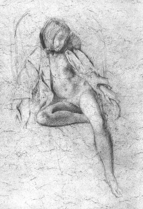Study for the painting