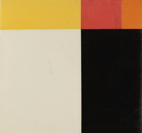 Study for Tiger - Ellsworth Kelly